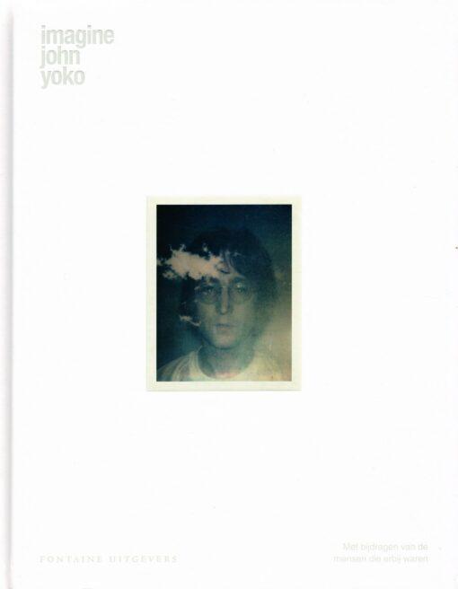 Imagine John Yoko - 9789059568563 - John Lennon