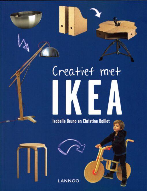 Creatief met Ikea - 9789401435734 - Isabelle Bruno