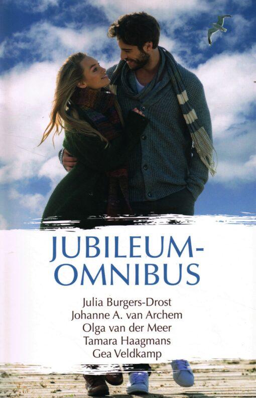 Jubileumomnibus 141 - 9789401911283 - Julia Burgers-Dros