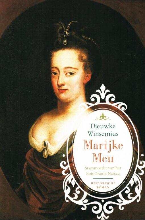Marijke Meu - 9789401912778 - Dieuwke Winsemius
