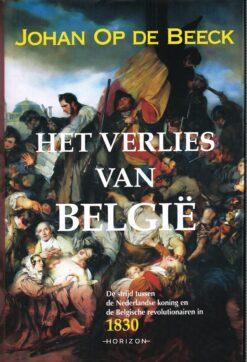 Het verlies van België - 9789492159076 - Johan Op de Beeck