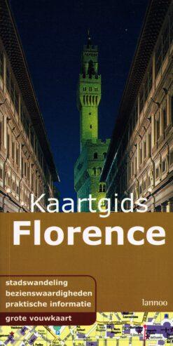 Kaartgids Florence - 9789020954494 -