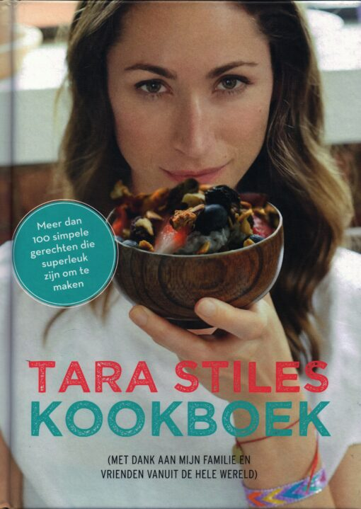 Tara Stiles kookboek - 9789021562278 - Tara Stiles