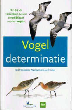 Vogeldeteminatie - 9789021566252 - Keith Vinicombe