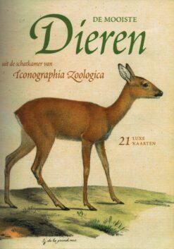 De mooiste dieren uit de schatkamer van Iconographia Zoologica - 9789021568089 -