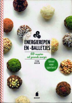 Energierepen en -balletjes - 9789023015086 - Fern Green