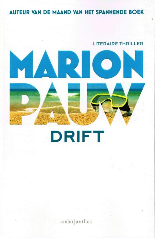 Drift - 9789026330421 - Marion Pauw