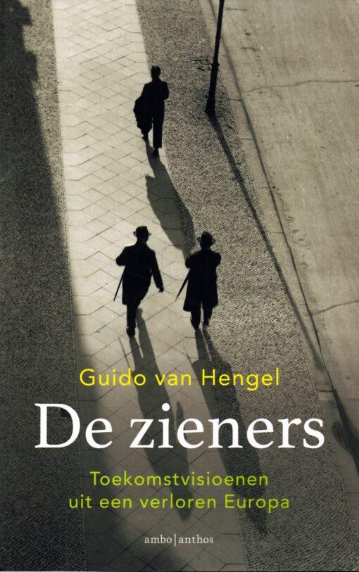 De zieners - 9789026332104 - Guido van Hengel