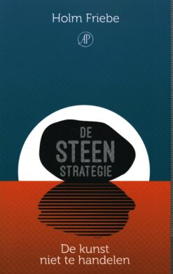 De steenstrategie - 9789029507073 - Holm Friebe