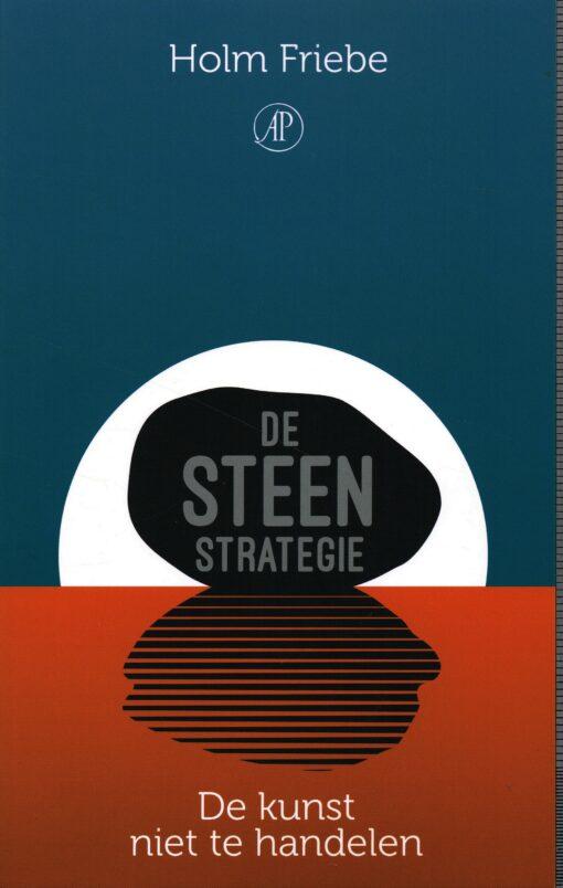 De steenstrategie - 9789029507073 - Holm Friebe