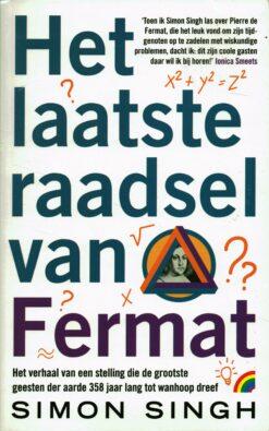 Het laatste raadsel van Fermat - 9789041712745 - Simon Singh