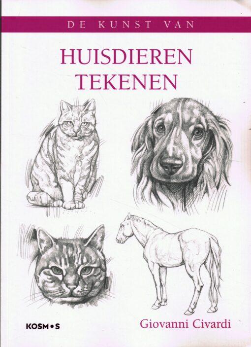 De kunst van huisdieren tekenen - 9789043915007 - Giovanni Civardi