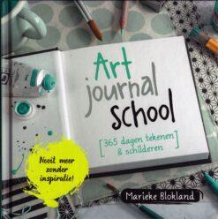 Art journal school - 9789043920056 - Marieke Blokland