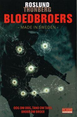 Bloedbroers - 9789044534030 - Anders Roslund