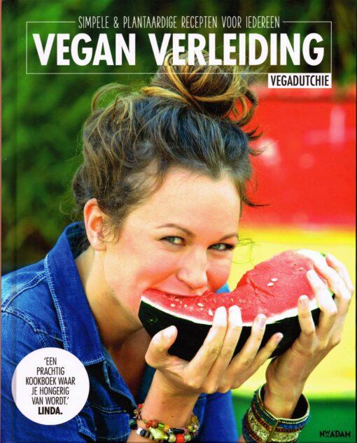 Vegadutchie: Vegan verleiding - 9789046821381 - Jolijn Pelgrum