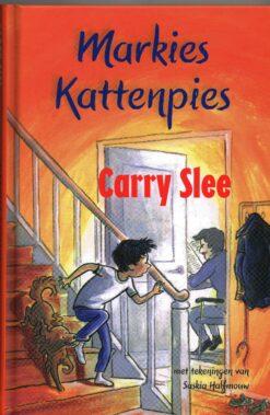 Markies Kattenpies - 9789048831395 - Carry Slee