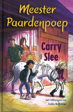 Meester Paardenpoep - 9789048831401 - Carry Slee