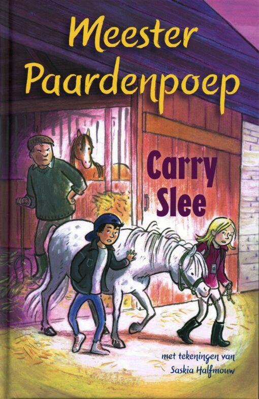 Meester Paardenpoep - 9789048831401 - Carry Slee