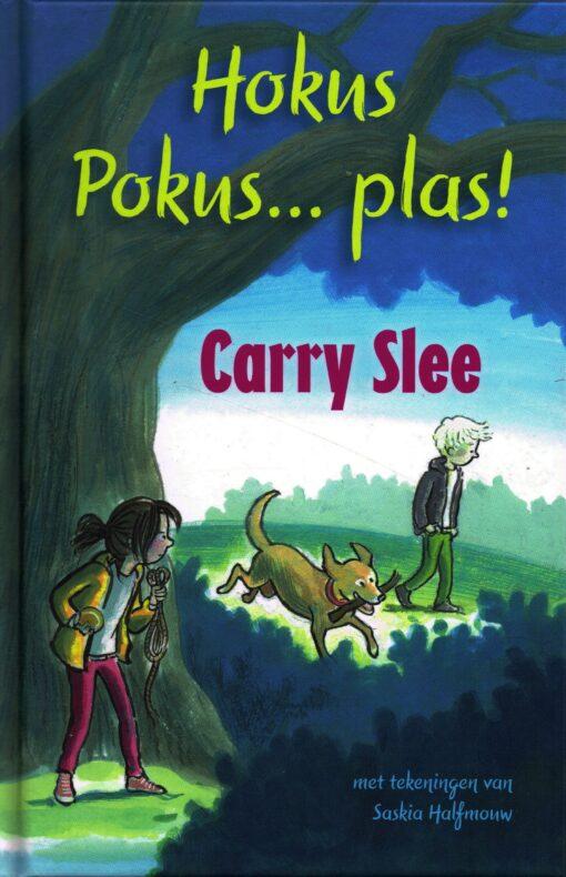 Hokus Pokus? plas! - 9789048831418 - Carry Slee