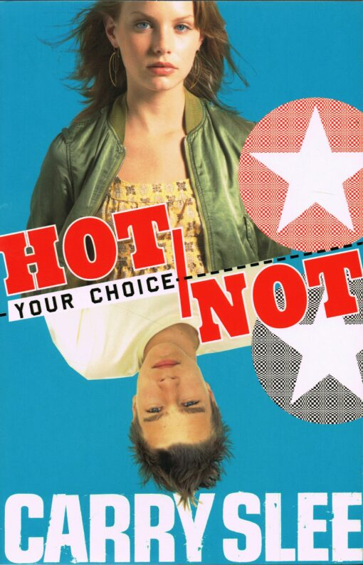 Your Choice Hot or Not - 9789049922801 - Carry Slee