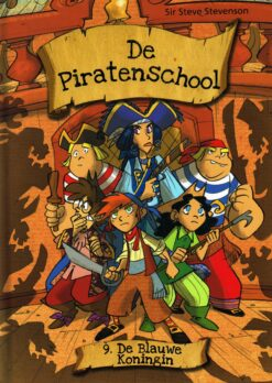 De piratenschool - 9789054619758 - Sir Steve Stevenson