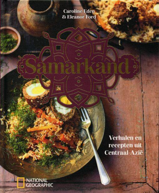 Samarkand - 9789059567184 - Caroline Eden