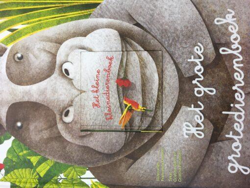 Het grote grotedierenboek - 9789059568761 - Cristina Banti