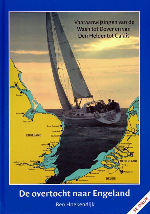 De overtocht naar Engeland - 9789059611023 - Ben Hoekendijk
