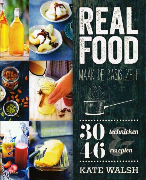 Real Food - 9789089897060 - Kate Walsh