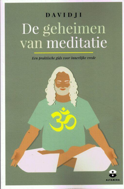 De geheimen van meditatie - 9789401302784 - davidji