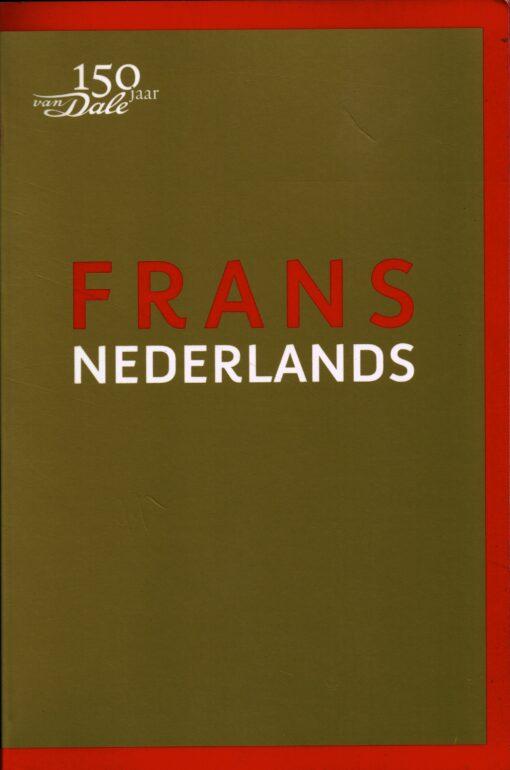 Van Dale Frans-Nederlands - 9789460772306 -