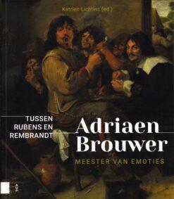 Adriaen Brouwer - 9789463728928 - Katrien Lichtert