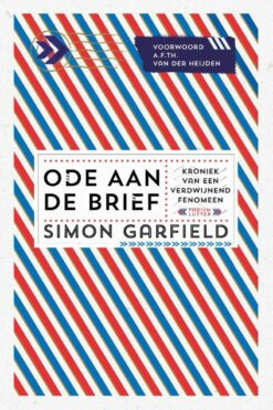 Ode aan de brief - 9789492060006 - Simon Garfield