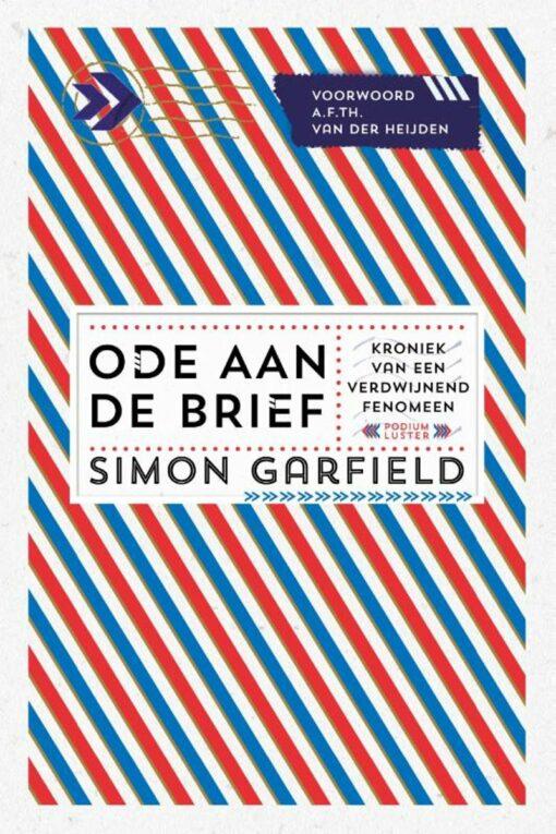 Ode aan de brief - 9789492060006 - Simon Garfield