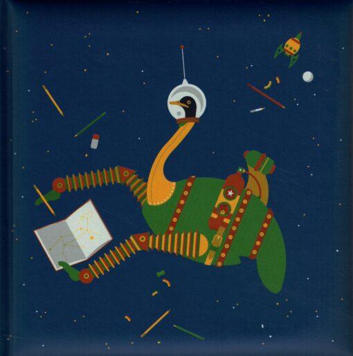 Poesiealbum Ruimtestruisvogel - 9789492206299 -