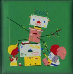Poesiealbum Tekenrobot - 9789492206305 -