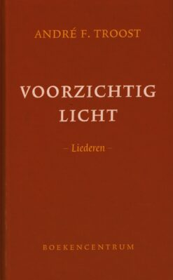Voorzichtig licht - 9789023967163 - André F. Troost