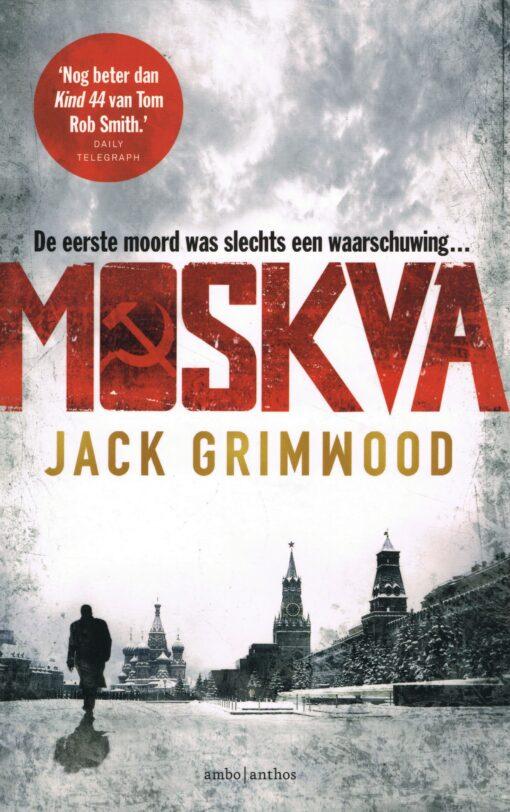 Moskva - 9789026345524 - Jack Grimwood