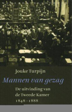 Mannen van gezag - 9789028426870 - Jouke Turpijn