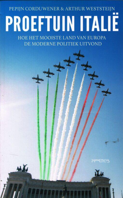 Proeftuin Italië - 9789035145016 - Pepijn Corduwener