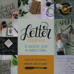Letter journal - 9789043919784 - Karlijn van de Wier