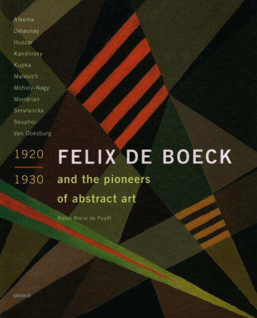 Felix de Boeck - 9789053497876 -