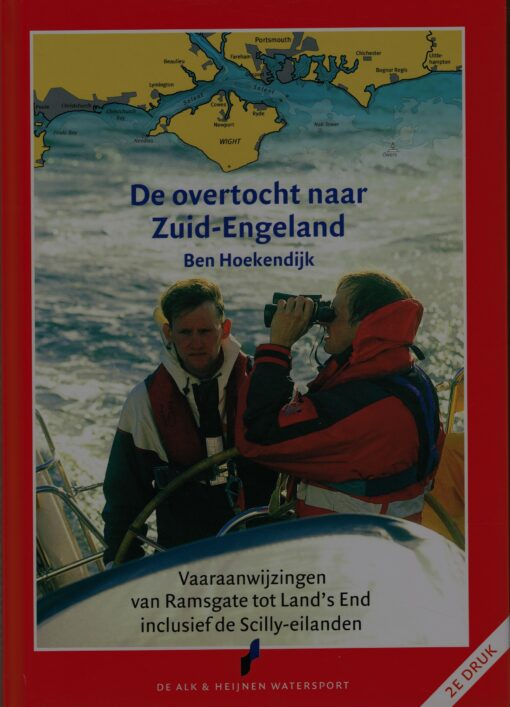 De overtocht naar Zuid-Engeland - 9789059610118 - Ben Hoekendijk