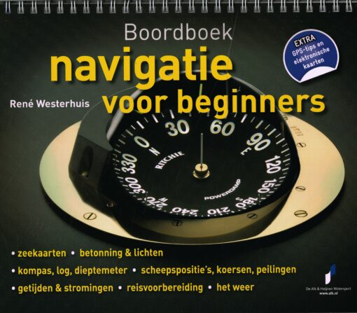 Boordboek Navigatie voor beginners - 9789059611092 - René Westerhuis