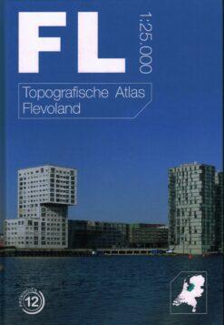 Topografische atlas Flevoland - 9789077350843 -