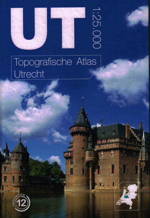 Topografische atlas Utrecht - 9789077350874 -