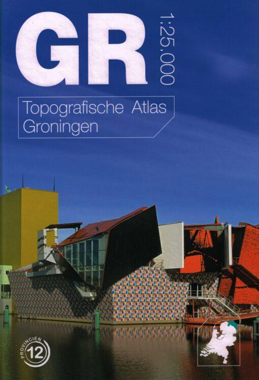 Topografische atlas Groningen - 9789077350881 -