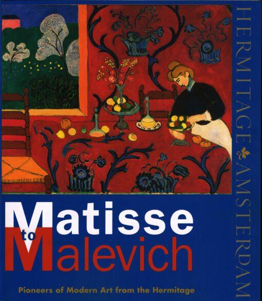 Matisse to Malevich - 9789078653189 -