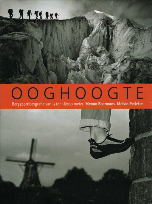 Ooghoogte - 9789078811015 - Menno Boermans