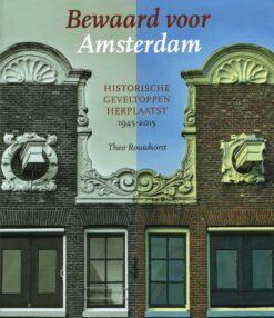 Bewaard voor Amsterdam - 9789079156344 - Theo Rouwhorst
